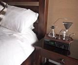 The Barisieur Alarm Clock & Coffee Brewer
