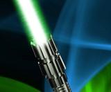 The Lasersaber - Closeup
