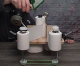The Toilet Paper Splitter (Double Your Supply)