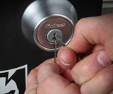 Titanium Lock Picking Card