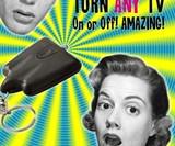TV-B-Gone Universal TV Power Remote