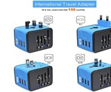 Universal International Power Adapter