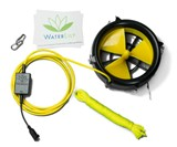 WaterLily Micro Turbine Water or Wind USB Charger
