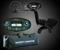 Bounty Hunter Metal Detector