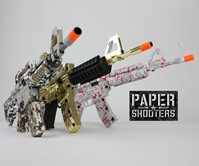 Paper Shooter Kits