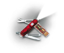 Swiss Army Flash Drive