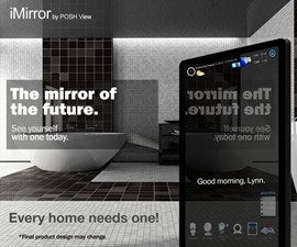 iMirror Interactive Glass