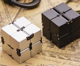 Infinity Cube Luxury EDC Fidget Toy