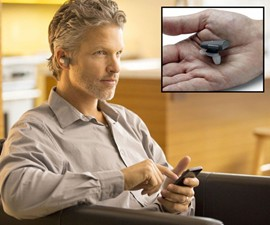 Soundhawk Smart Hearing Amplifier