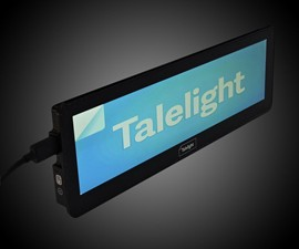 Talelight Modifiable Digital Bumper Sticker