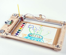 WaterColorBot 2.0
