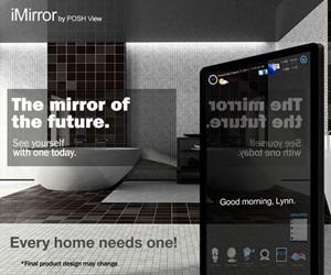 iMirror Interactive Glass