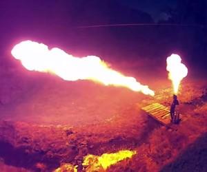 X15 Flamethrower