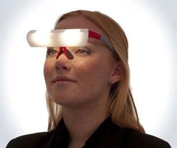 Seqinetic SAD-Battling Glasses
