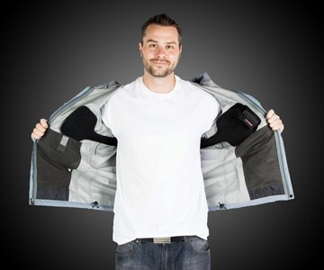 Torch Wearable Coat Heater