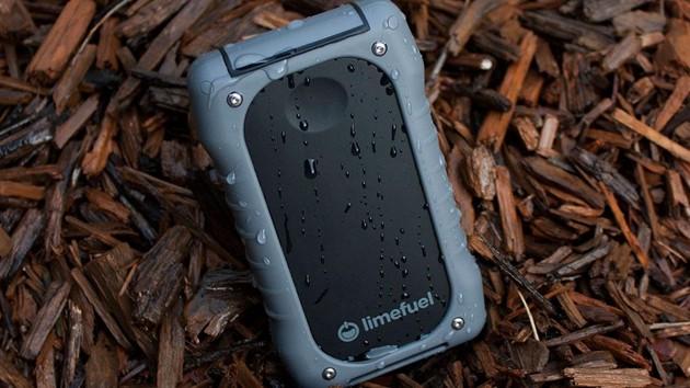 Limefuel Rugged 15,000mAh Battery