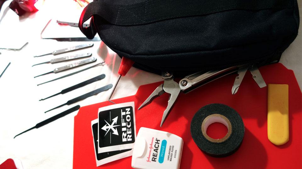 Rift Recon Red Team Kit