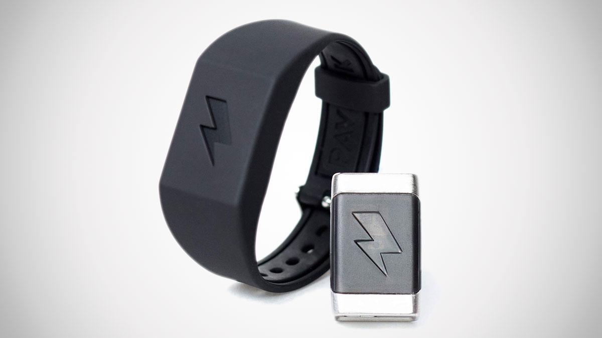 Shock Clock Wake Up Trainer - Wearable Alarm Clock