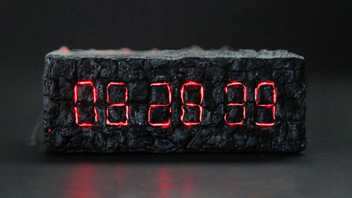 SPIRITUS Aroma Diffuser & Alarm Clock