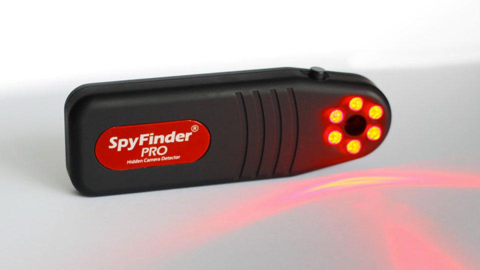 Spy Finder Hidden Camera & Spy Camera Detector - SpyFinder® |Spy Camera Finder