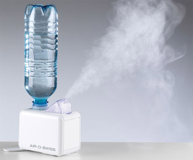 Ultrasonic Travel Humidifier