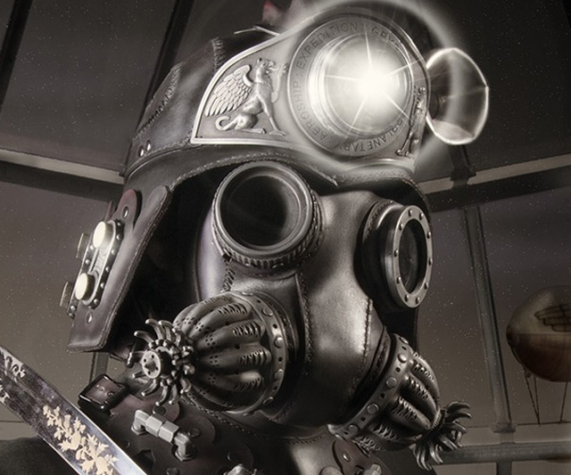 Defender Gas Mask