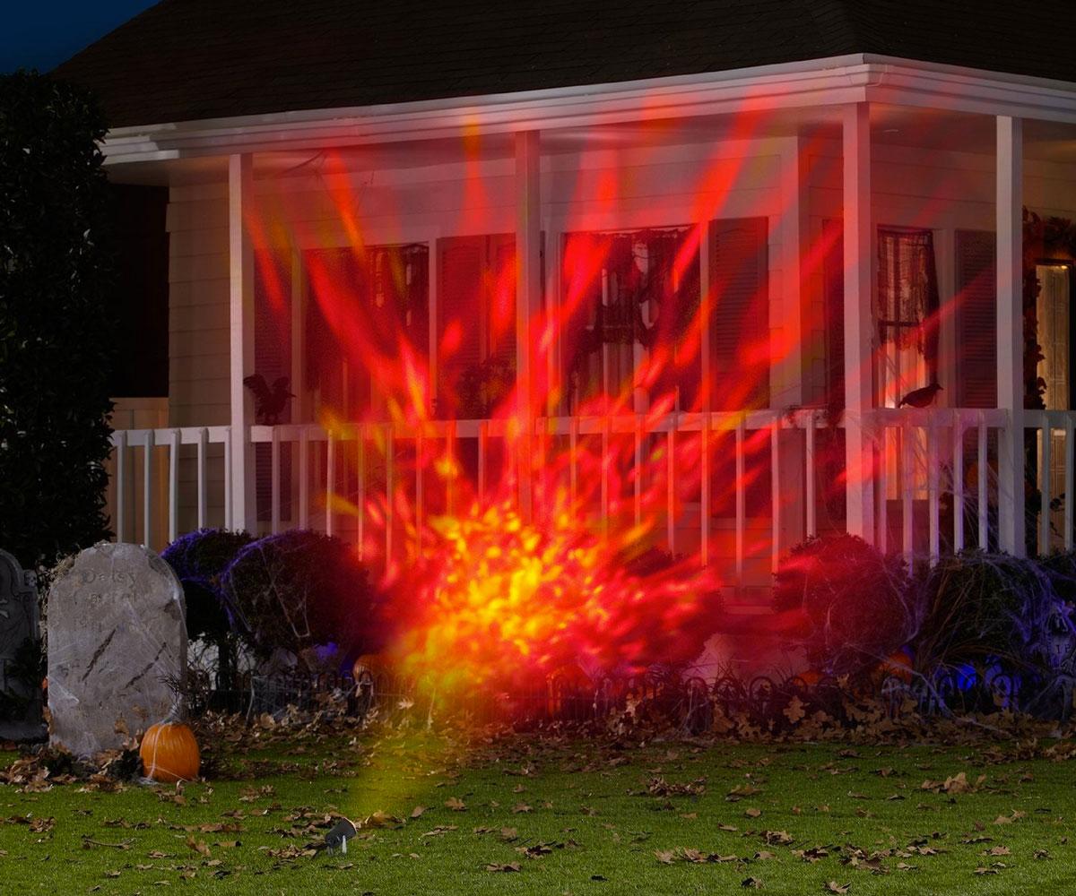 Fire Ice Outdoor Light Show
