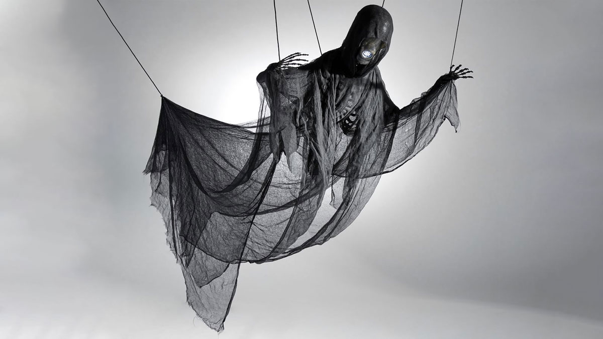 Harry Potter Dementor Replica with LED Lighting