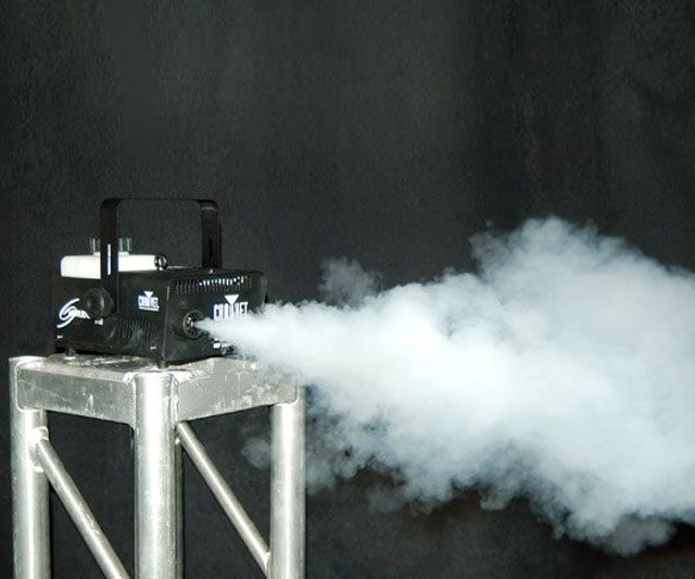 cool fog machine