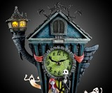 Nightmare Before Christmas Cuckoo Clock