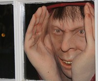 Peeping Creeper Prank Prop