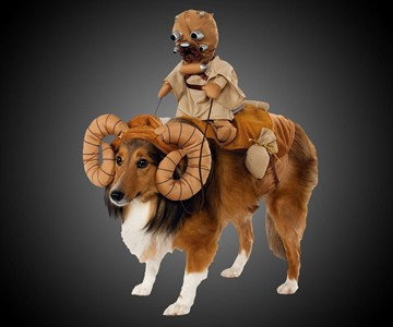 Star Wars Bantha Dog Costume