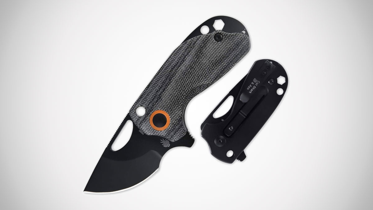 Kizer Catshark Non-Locking Folding Knife