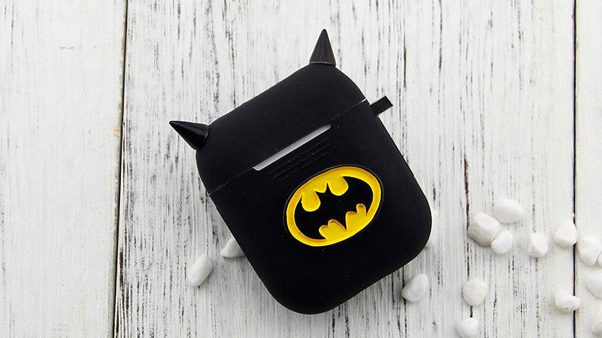 Batman AirPods Case | DudeIWantThat.com