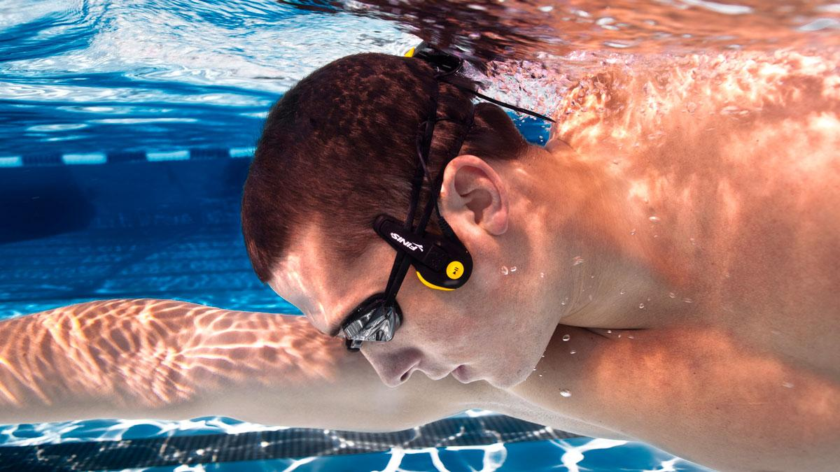 FINIS Underwater MP3 Player