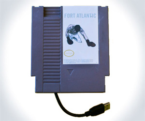 Fort Atlantic NES Cartridge Album