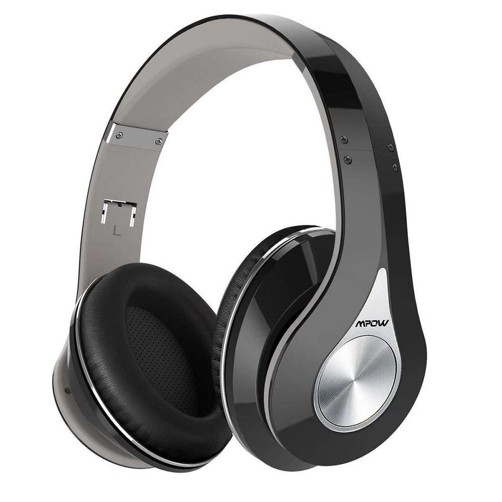 mpow bluetooth over ear headphones. Black Bedroom Furniture Sets. Home Design Ideas