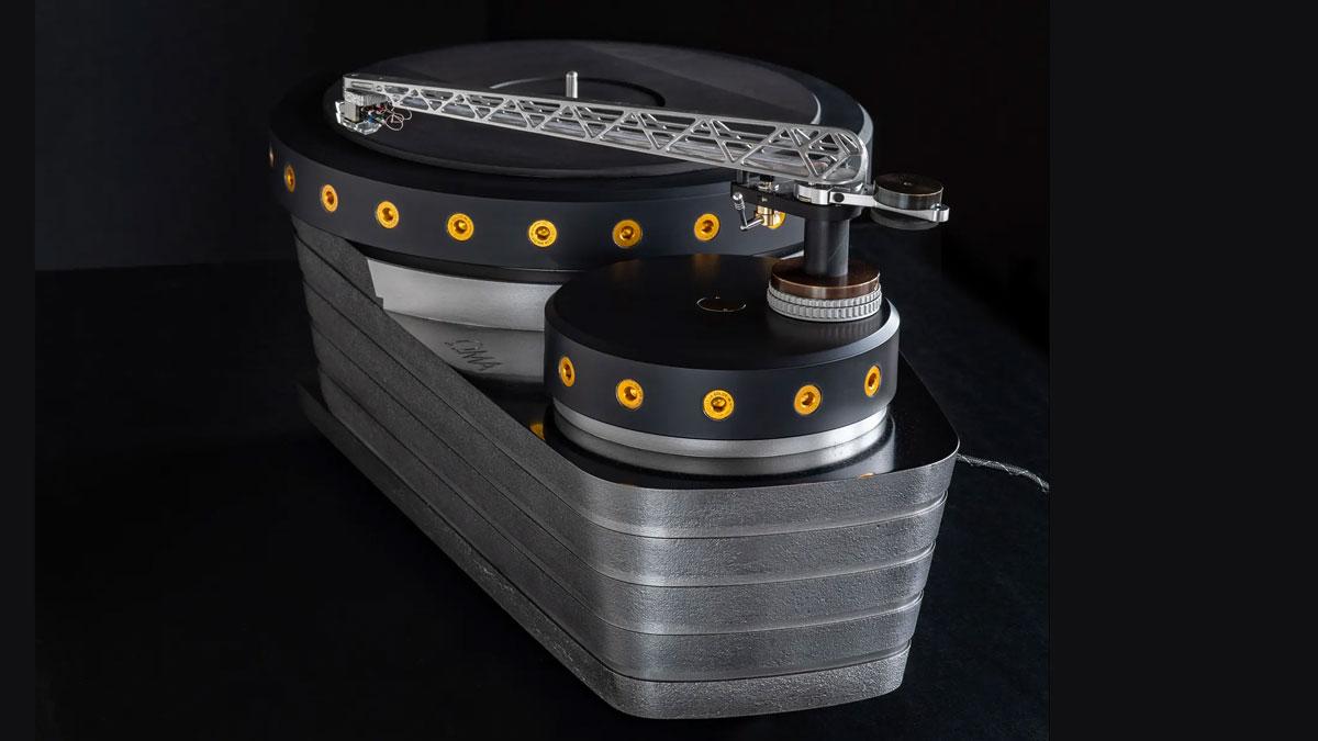 OMA K3 Cast Iron Turntable