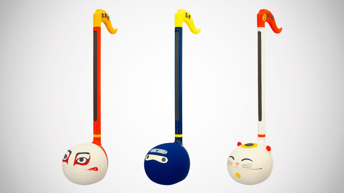 Otamatone Japanese Portable Synthesizer