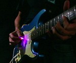 The Firefly - Lightshow Guitar Pick