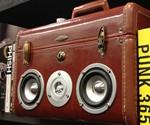Handmade Boomboxes