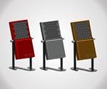 Soundlazer Speaker Color Choices