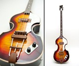3-String Electric Violin Guitar