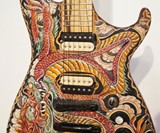 Bacce Occ6 Dragon Skin Handmade Electric Guitar