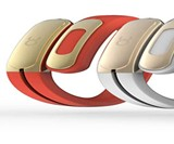 Helix Wrist Cuff with Bluetooth Headphones