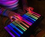 LUMI Keys Light-Up Portable Keyboard & Piano Teacher