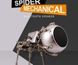 Mechanical Spider Portable Bluetooth Speaker
