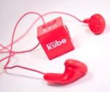 newKube - World's Smallest MP3 Player