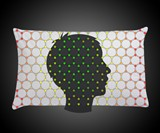 Surround Sound Bluetooth Pillowcase