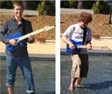 Unlimited Electric Guitar Creators Andrew Penrose & Ari Atkins